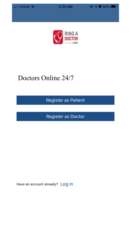 Ring A Doctor