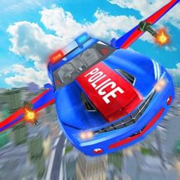 Flying Car Robot Transform