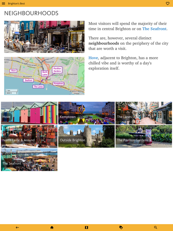 Brighton's Best Travel Guide screenshot 13