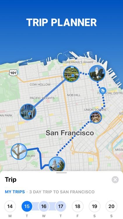 Sygic Travel Maps Offline screenshot-0
