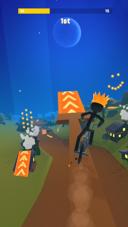 Stickman Riders screenshot-2