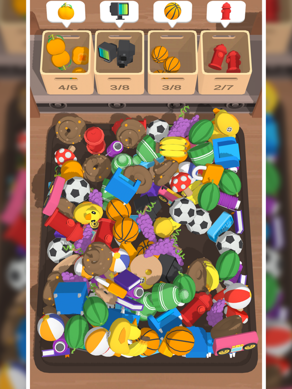 Sort'n Fill screenshot 5