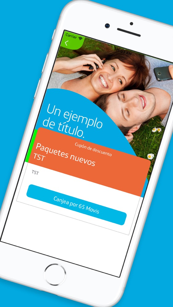 22960fc00c1 Club Movistar Uruguay App for iPhone - Free Download Club Movistar ...