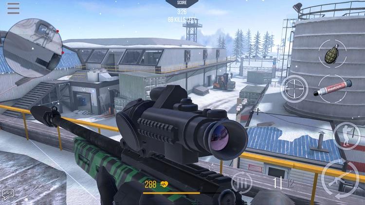 Modern Strike Online: PvP FPS screenshot-3