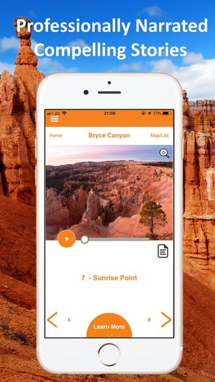 Bryce Canyon Audio Tour Guide screenshot-4