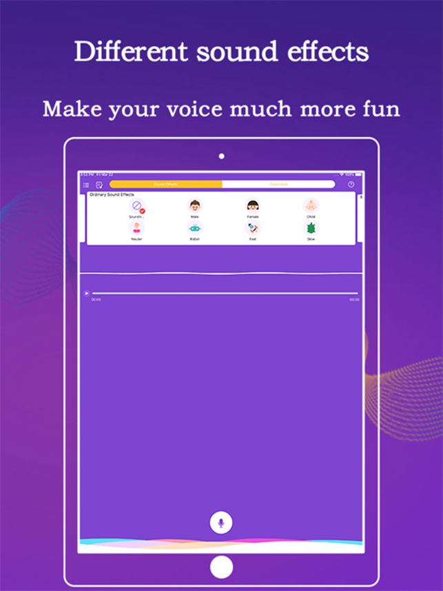 Voice Changer Sound Effects On The App Store