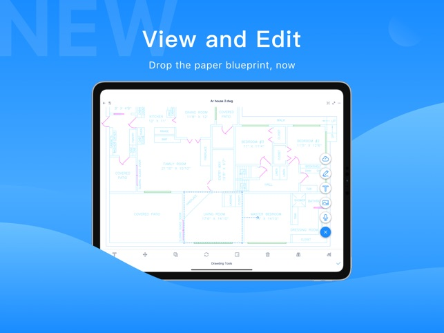 Cad Pockets Dwg Viewereditor Su App Store