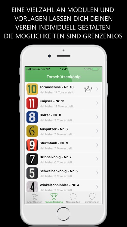 Vereinsheim screenshot-4