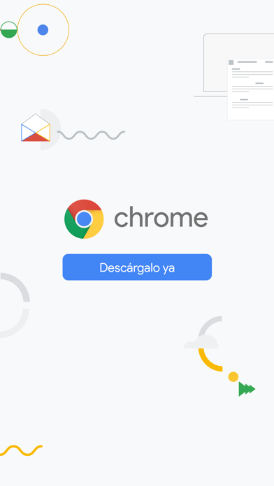 Screenshot for Google Chrome in Spain App Store