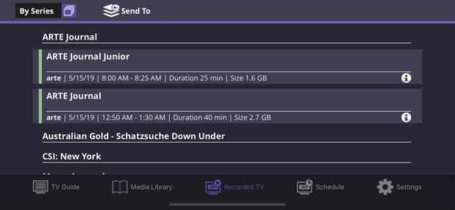 TVMosaic on the App Store