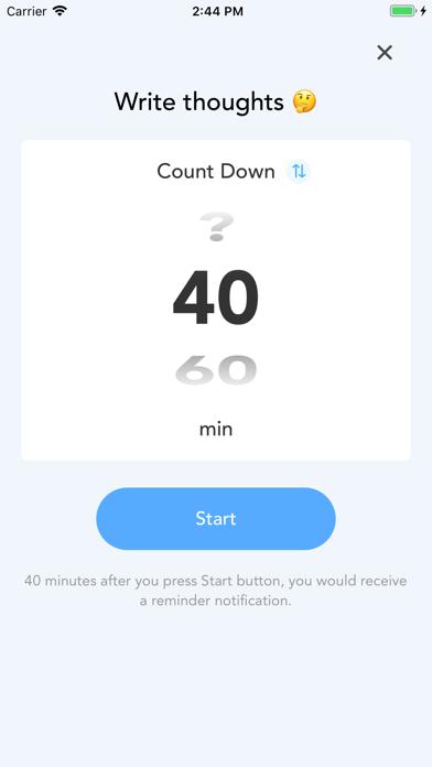 PrivateSea-time and todo drops screenshot three