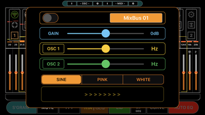 iEQ Pro MX screenshot 7