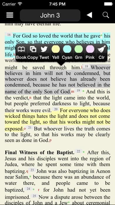 Catholic New American Bible REのおすすめ画像5