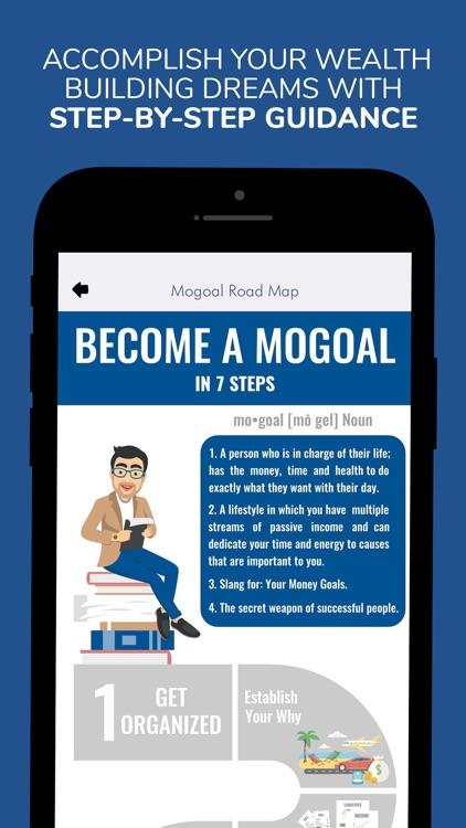 Mogoal – Budget & Wealth Coach