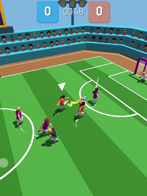 Goal Master 3D screenshot 5