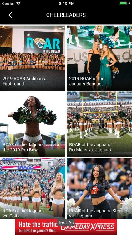 Official Jacksonville Jaguars screenshot-6