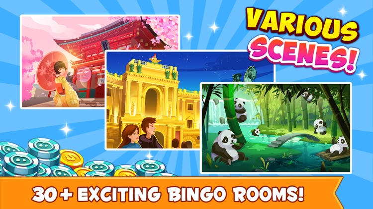Bingo Holiday - BINGO Games screenshot-4