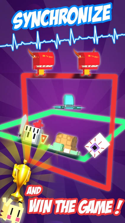 Intersection - 3D Puzzle Game