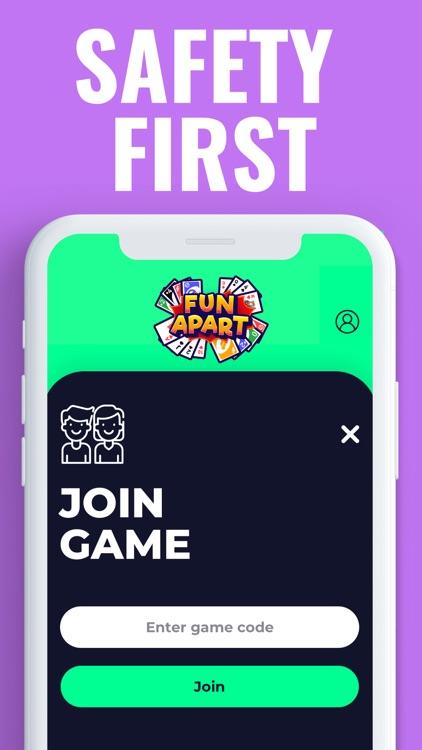 Fun Apart - Games with Friends screenshot-3
