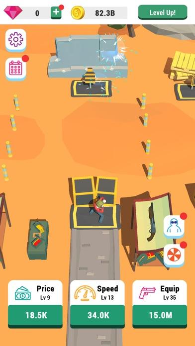Idle Polygon screenshot 3