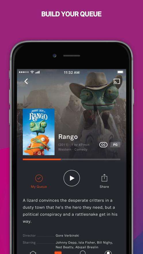 Tubi - Watch Movies & TV Shows App 截图