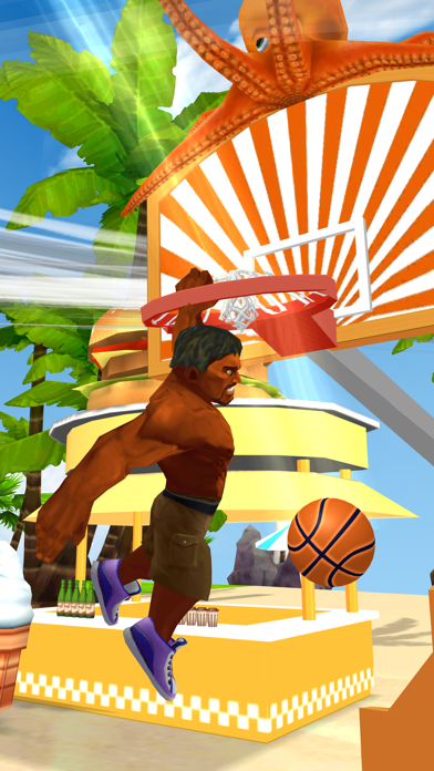Play Basketball 2020 Screenshot on iOS