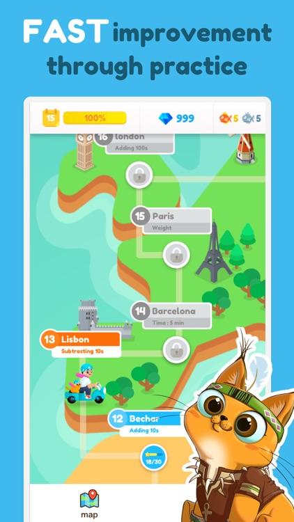 Gogomath - Cool Math Games screenshot-4