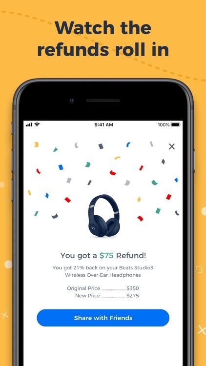 Earny: Money Back Savings App screenshot-4