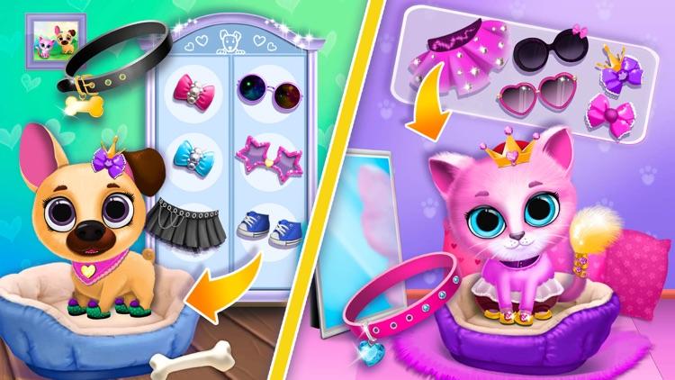 Kiki & Fifi Pet Friends screenshot-4