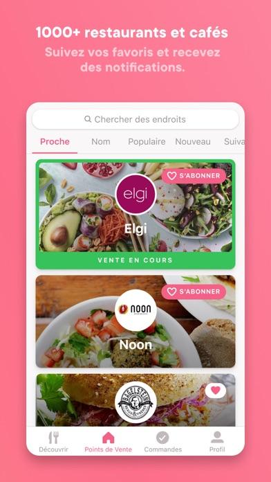 Screenshot #3 pour Karma, l'appli antigaspi