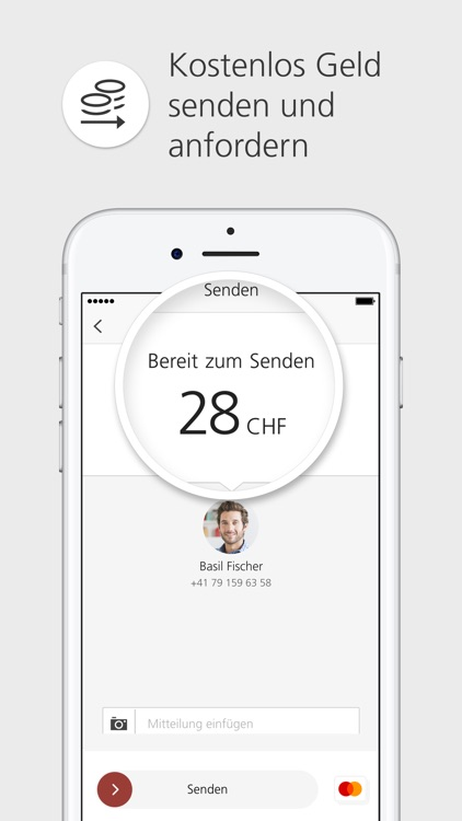 UBS TWINT: Mobile Payment App screenshot-1