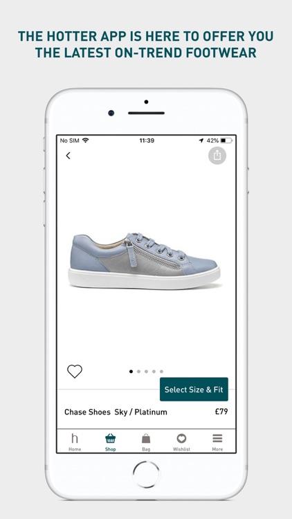 Hotter: Shoes & Sandals