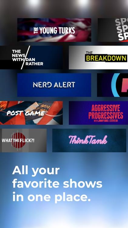 TYT - Home of Progressives screenshot-4