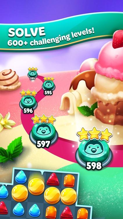 Frozen Frenzy Mania screenshot-4