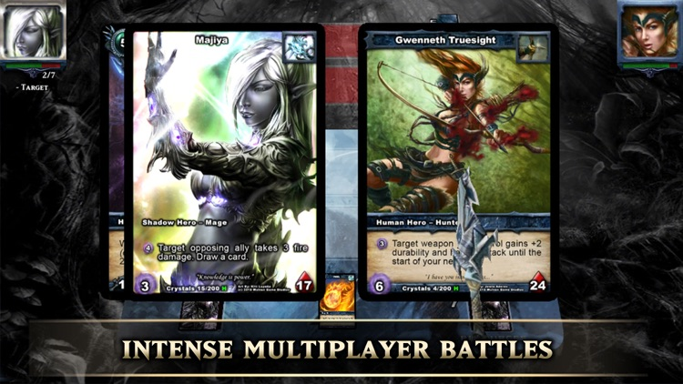 Shadow Era - Trading Card Game screenshot-0