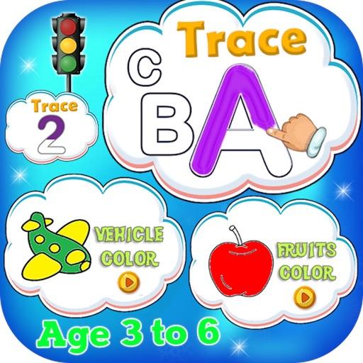 Kindergarten Learning Age 3-6 icon