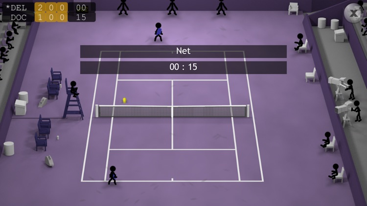 Stickman Tennis screenshot-2