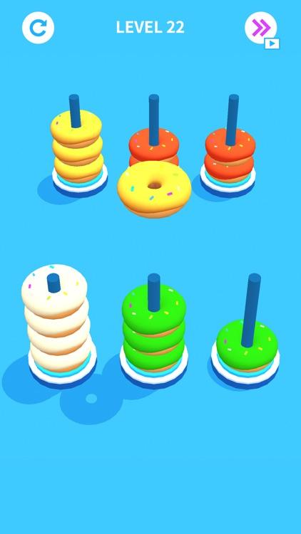Food Games 3D screenshot-3