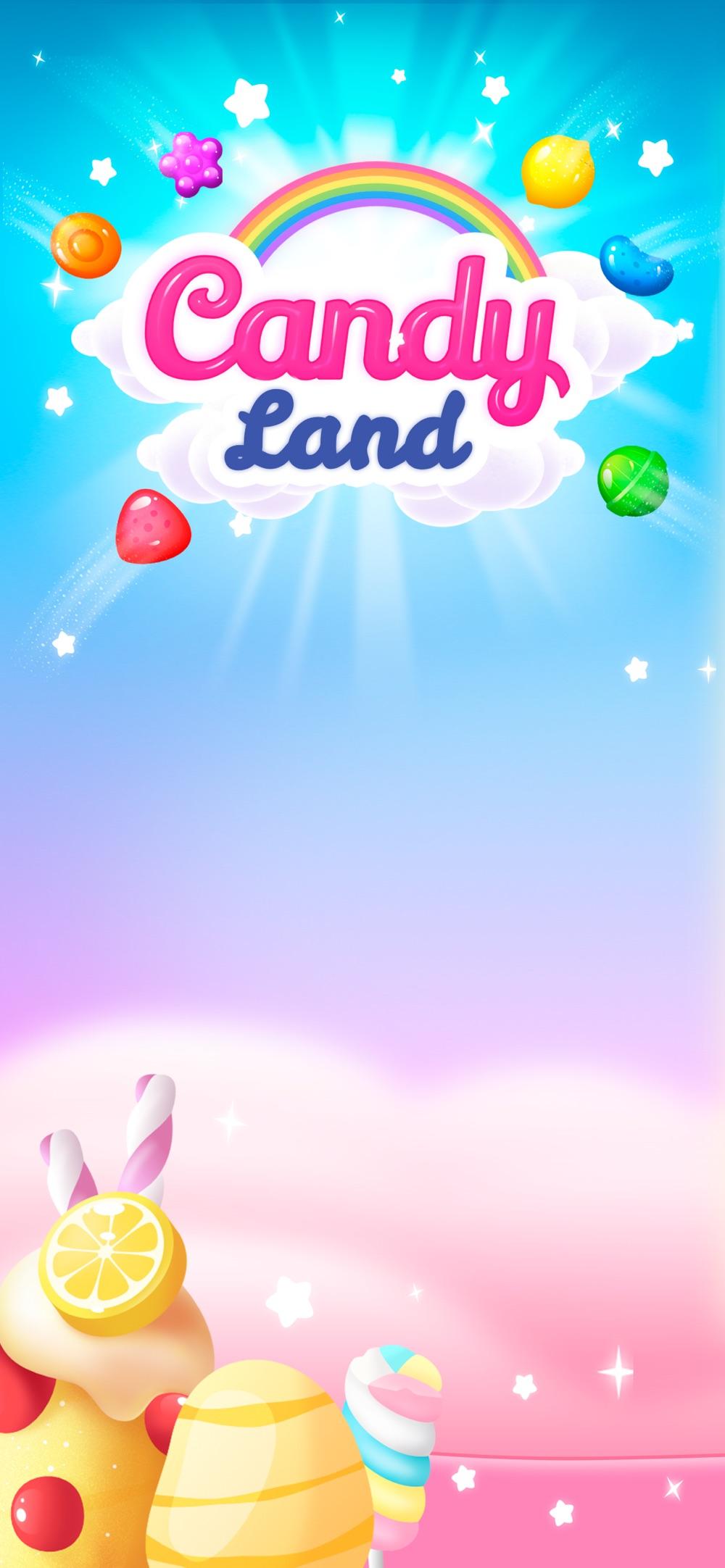 Candy Match 3: Sweet Lands Cheat Codes