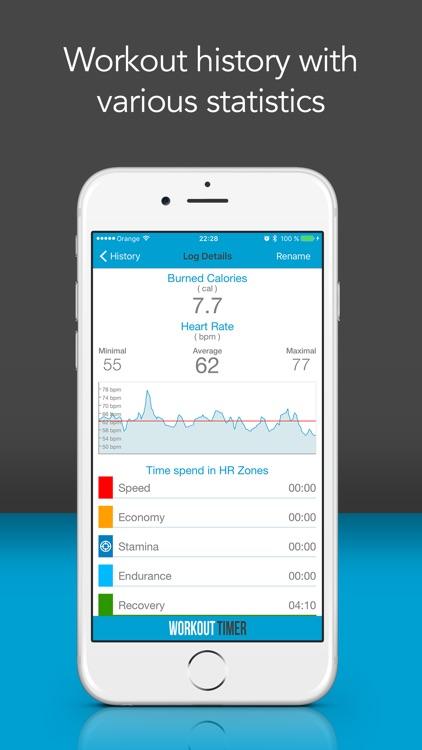 Workout Interval Timer Lite screenshot-3