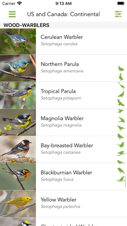 Merlin Bird ID by Cornell Lab screenshot-8