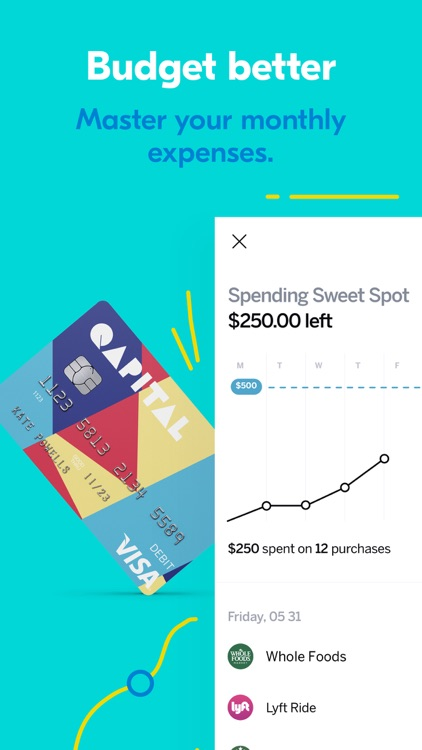 Qapital: Save. Invest. Spend. screenshot-4