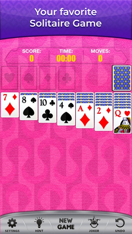 Solitaire * Patience Card Game screenshot-6