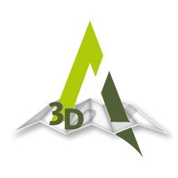 Schladming Dachstein 3D