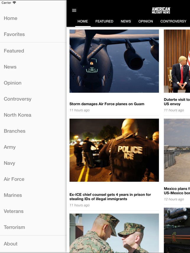 American Military News on the App Store
