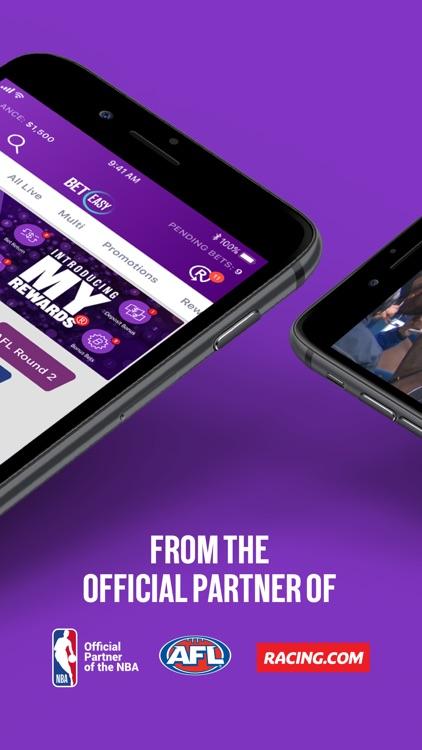 BetEasy – Sports Betting App