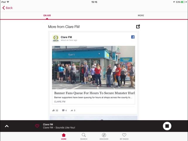 Irish Radioplayer on the App Store