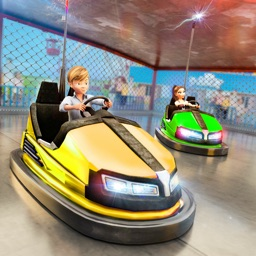 Bumper Car Clash Ride Game