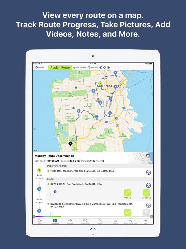 Route4Me Route Planner on the App Store on map my distance, map my trip, map my run, map my drives, map my place, map sf 5k route, map my name, plan my route, map my city, map out a route trip, chart my route, map my state, mapping a route, map of my land,