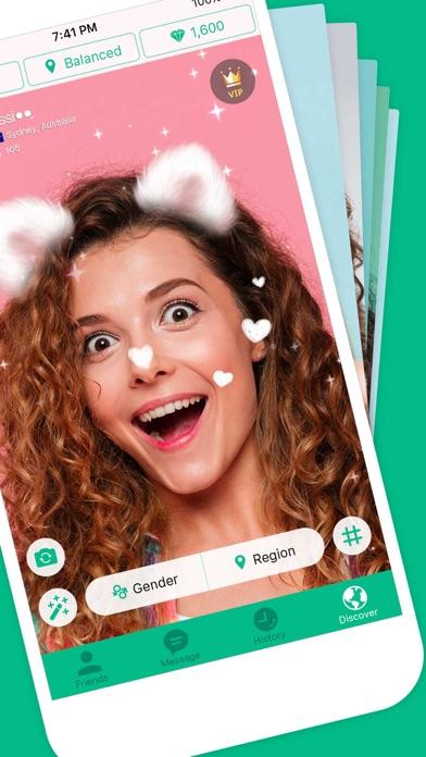 Download Azar-Chat video e trova amici per Pc